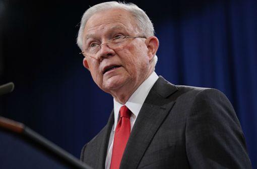Jeff Sessions verlässt Posten als Justizminister