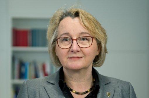 Erfolg vor dem VGH: Wissenschaftsministerin Theresia Bauer Foto: dpa