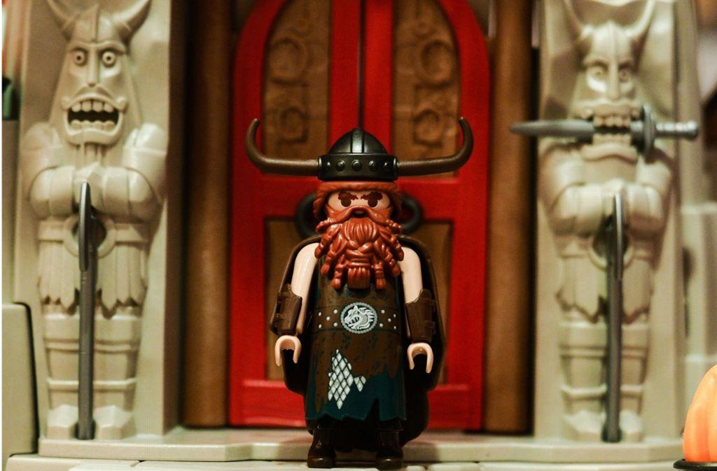 Die  Kirche von Schottland will sich ihren Anteil am Raubgold der Wikinger nicht entgehen lassen. Foto: dpa/Nicolas Armer