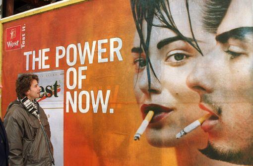 Verbot der Tabakwerbung  rückt näher