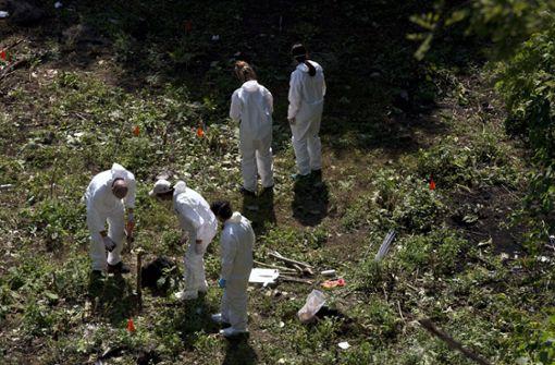 Knochen eines der 43 verschwundenen Studenten gefunden