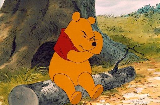 Pu der Bär ist ein Mädchen