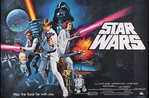 """Endlich neuer  """"Star Wars""""-Autor gefunden"""