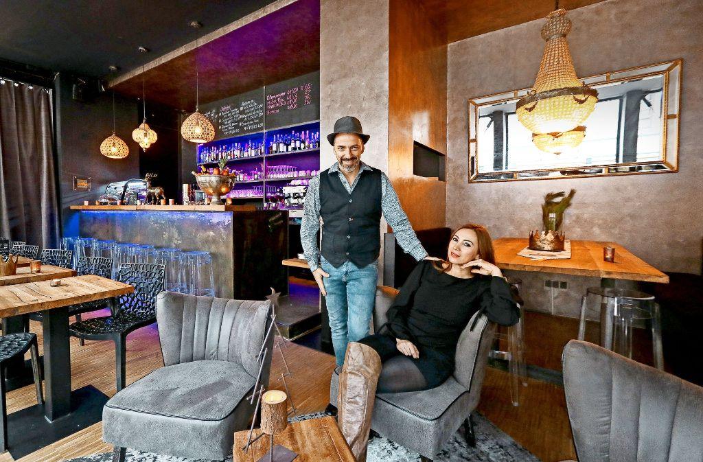 Alma Beaumont und Jens erfüllen sich mit dem Epic Home einen Traum. Foto: factum/Granville
