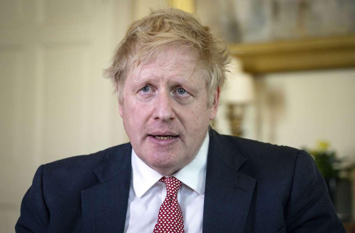 Lau Aussagen von Boris Johnson könnte die  in Großbritannien entdeckte Variante des Coronavirus möglicherweise tödlicher als die bislang vorherrschende sein. (Archivbild) Foto: dpa/Pippa Fowles