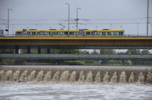 Bei Hochwasser hängt an der Vorhersage alles
