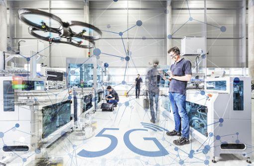 5G-Anwendung direkt aus dem Firmenalltag