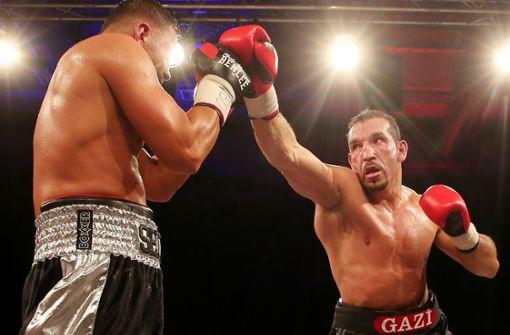 Firat Arslan will den Titel – das waren seine bislang größten Kämpfe