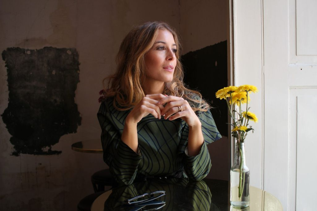 Auf ihrem Instagram-Kanal teilt die Modejournalismus-Studentin aus Stuttgart ihre Fashion-Inspirationen mit der Welt. Foto: Alla Lukashova