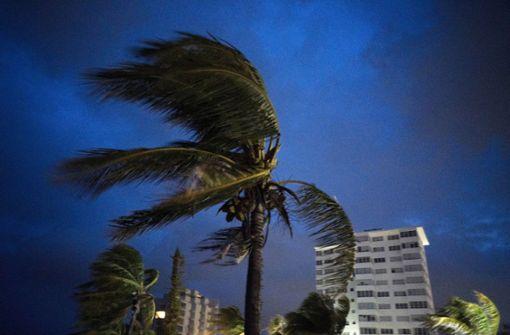 Sturmfluten auf Bahamas - US-Südostküste wird evakuiert