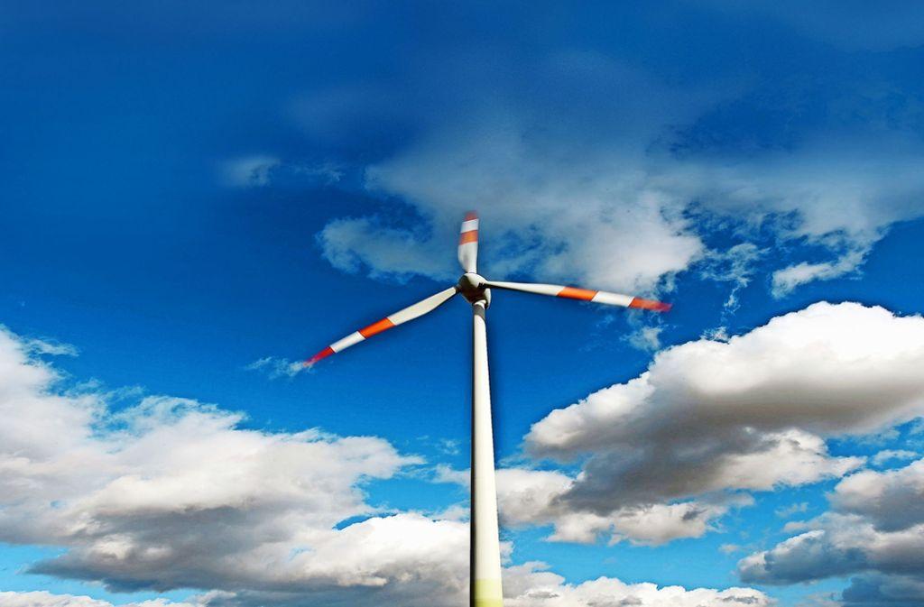 Wie lassen sich Windräder verbessern? Dieser Frage wollen Wissenschaftler auf dem Forschungstestfeld bei Geislingen/Steige nachgehen. Foto: dpa