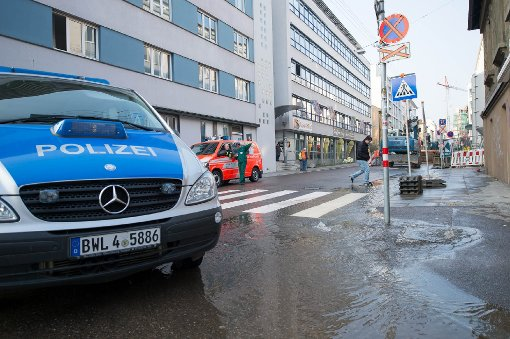 Hunderte Haushalte im Stuttgarter Westen betroffen