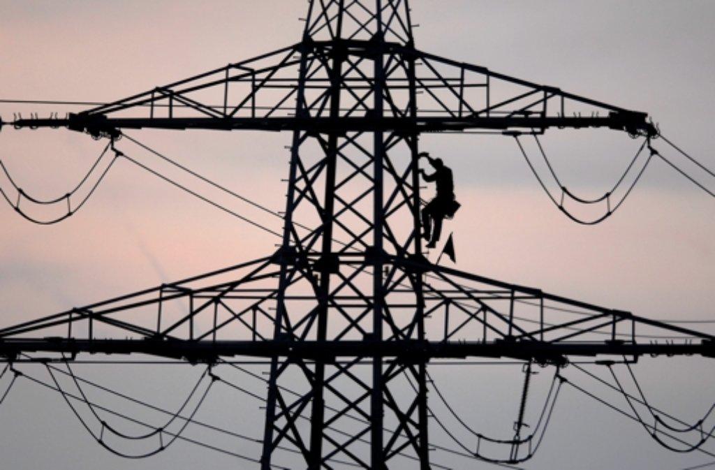 Etwa eine Stunde dauerte der Stromausfall am Dienstagmittag. Foto: dpa