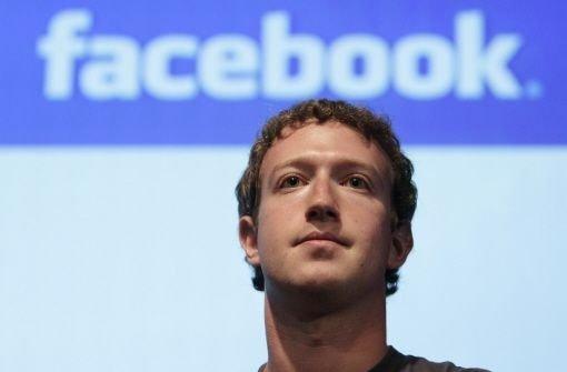 Erfolg für Zuckerberg