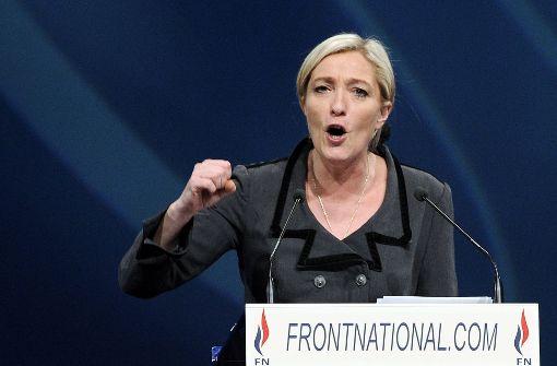 Le Pen übernimmt wieder Parteivorsitz