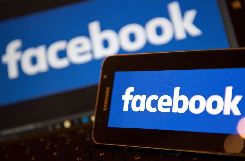 Die Münchener Staatsanwaltschaft gegen Facebook. Foto: AFP