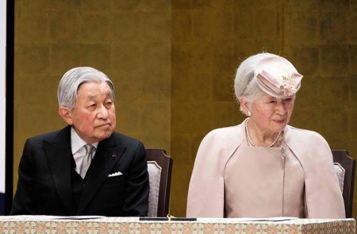 Frühere Kaiserin Michiko hat Brustkrebs