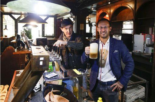 Brauerei Calwer Eck ist abgewickelt