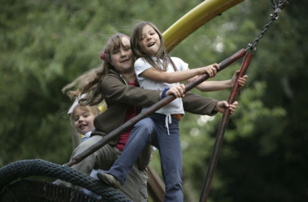 Die Waldheime der Awo Stuttgart bieten Spiel, Spaß und Abenteuer. Foto: Steinert