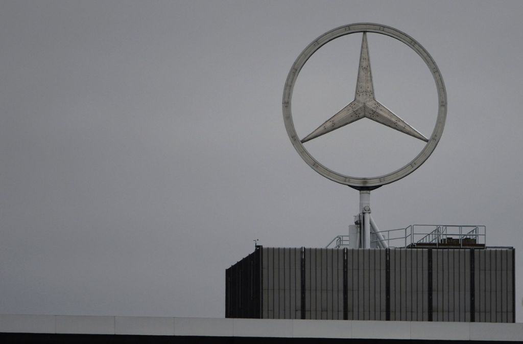 """""""Zentrum Automobil"""" ist inzwischen mit elf Betriebsräten bei Daimler präsent. (Symbolfoto) Foto: dpa"""