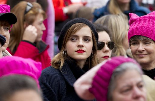 Emma Watson und Lena Dunham kämpfen für Frauen