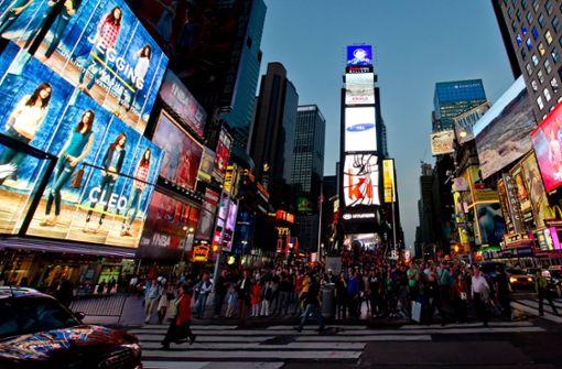 Wie sich eine Deutsche in New York ein Luxusleben ermogelte