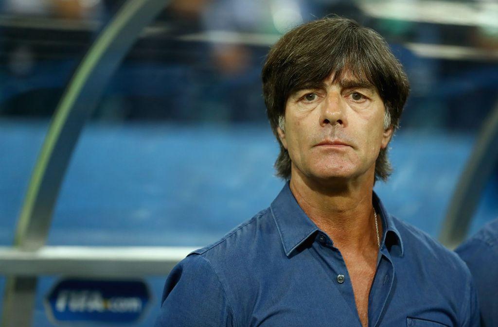 Bundestrainer Joachim Löw traut den Chinesen zu, zu den großen Fußballnationen aufzuschließen. Foto: Bongarts