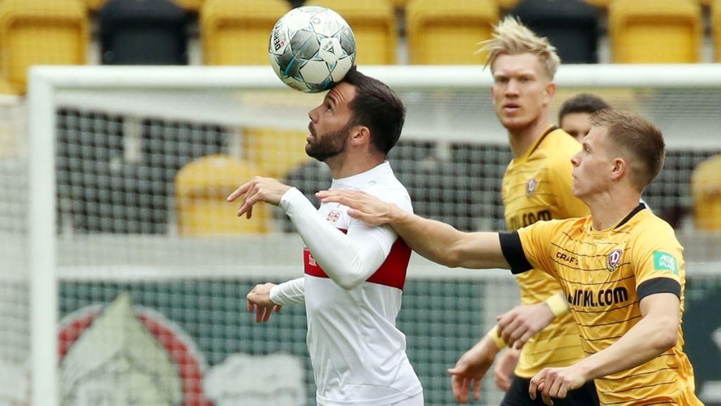 Bei Dynamo Dresden reicht Castro und Co. eine solide Vorstellung