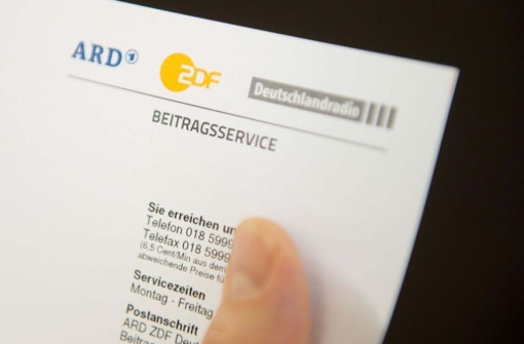 Die Öffentlich-Rechtlichen benötigen deutlich mehr Geld. Die Rede ist von bis zu zwei Milliarden Euro für vier Jahre. Foto: dpa