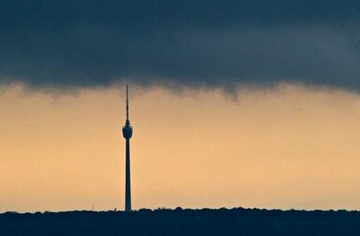Region Stuttgart kaum betroffen