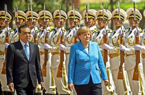 Merkels Welt liegt in Trümmern