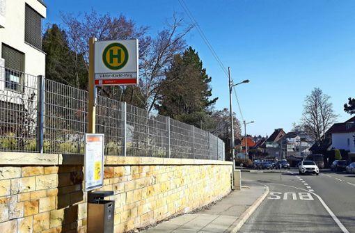 Bezirksbeirat Stuttgart-Nord fordert Radweg