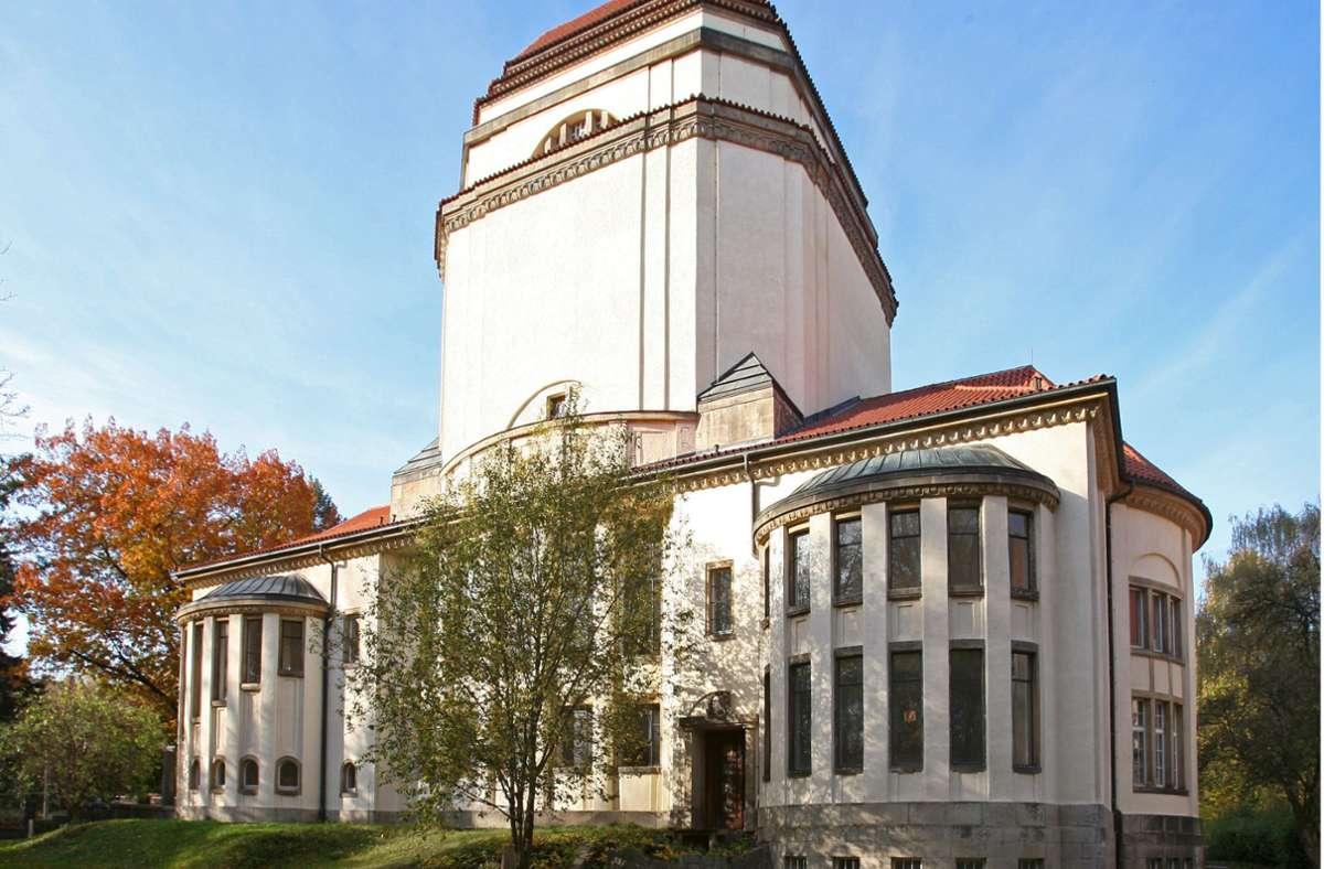 Als die Görlitzer Synagoge 1911 geweiht wurde, lebten 700 jüdische Mitbürger in der Stadt. Foto: dpa/Matthias Hiekel