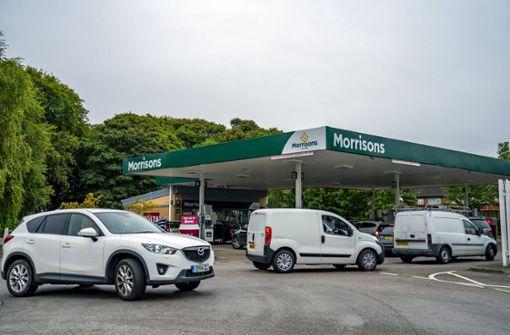 Tankstellen geht der Sprit aus – kein Ende der Engpässe in Sicht