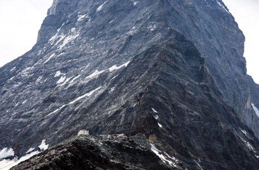 Zwei Bergsteiger tödlich verunglückt