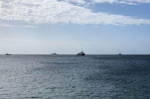 """Polizei übernimmt Kontrolle über Hilfsschiff """"Mare Jonio"""""""