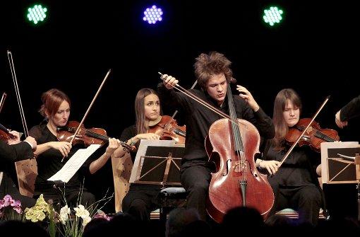 Die Cello-Stars kommen zum Familientreffen
