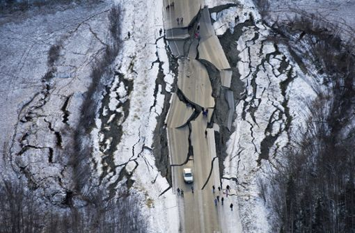 Starkes Erdbeben erschüttert Süden des US-Bundesstaates