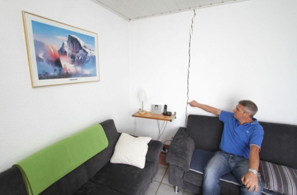 Auch im Wohnzimmer von Antonio La Marra Foto: factum