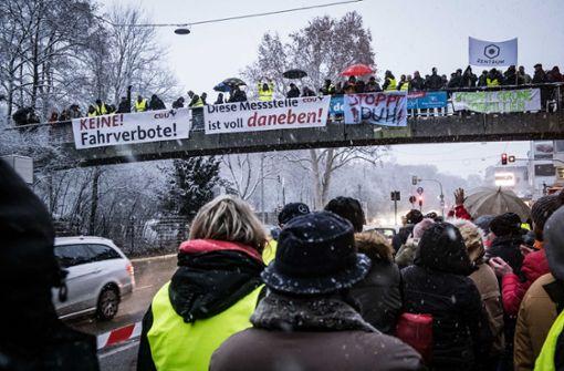 Gegendemo gegen Dieseldemo abgesagt