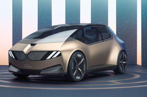 BMW präsentiert Auto aus Recyclingmaterial