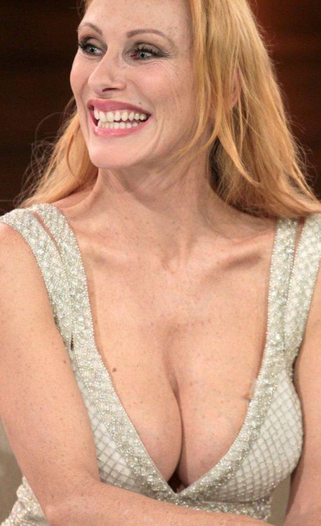 Schauspielerin andrea sawatzki nackt