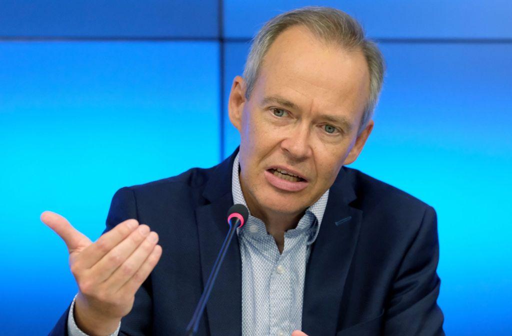 Stefan Brink, der Landesbeauftragte für den Datenschutz, tritt auch für Transparenz ein. Foto: dpa