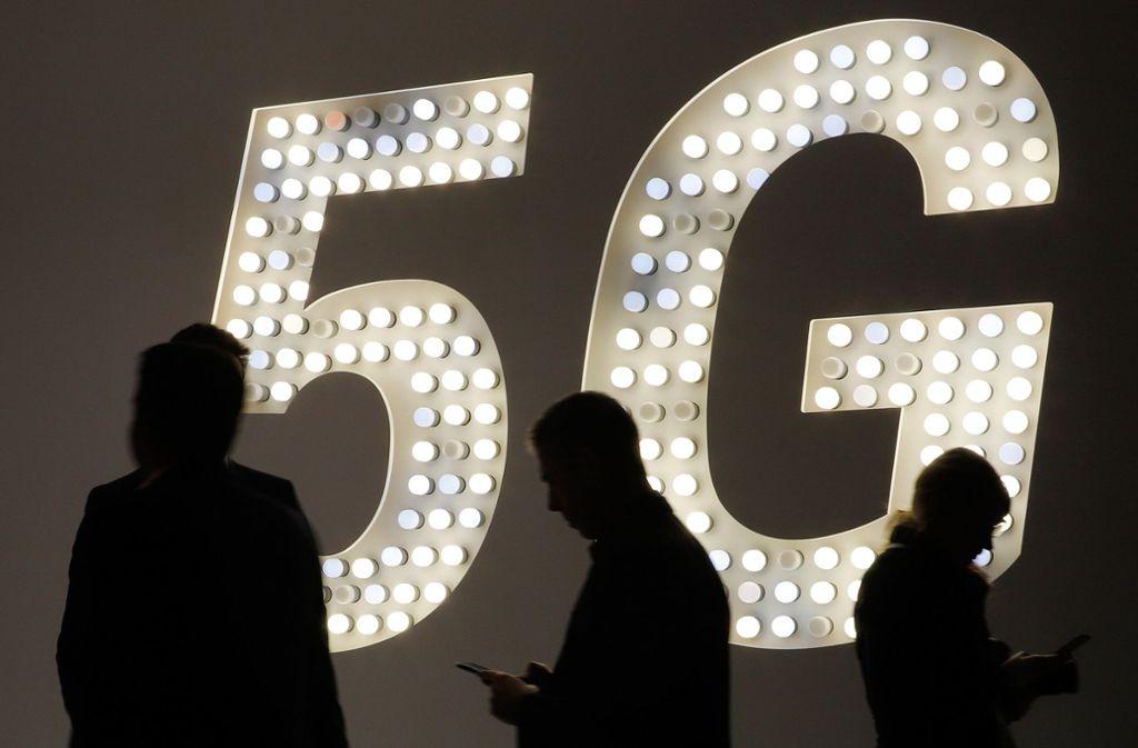 """Welche Folgen hat das schnelle 5G-Netz für die Menschen? Mit dieser Frage beschäftigt sich die ZDF-Sendung """"planet e."""" am Sonntag, 28. Juli, 16.30 Uhr. Foto: dpa"""
