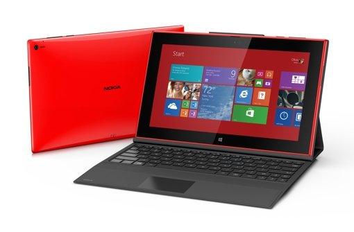 Nokia stellt erstes Windows-Tablet vor
