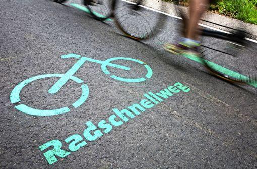 Unmut über geplante Fahrradstraße