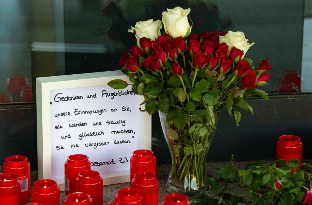 Die Trauer um den Kasseler Regierungspräsidenten Walter Lübcke ist groß. Foto: dpa