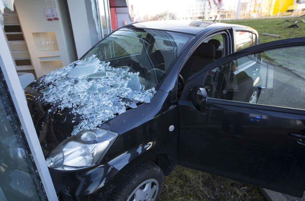 Den Schaden schätzt die Polizei auf rund 12000 Euro.  Foto: 7aktuell.de/Sven Adomat