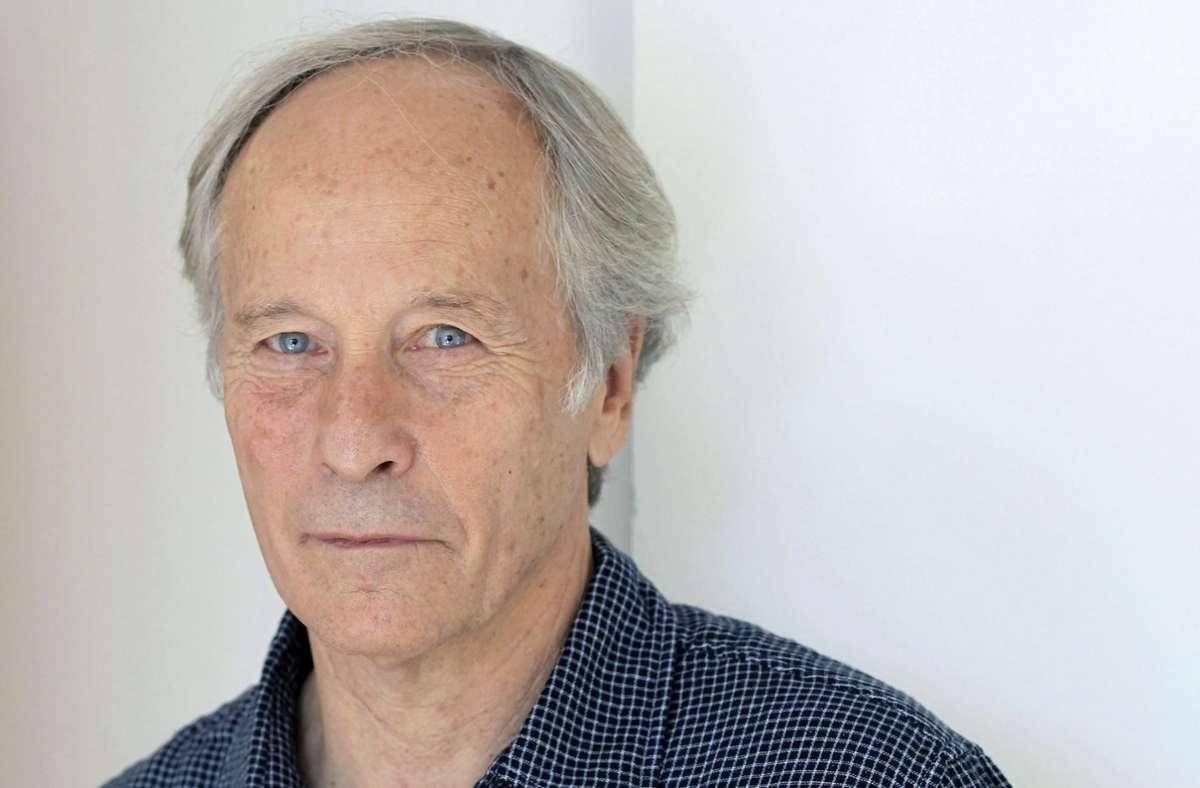 Der mehrfach ausgezeichnete Autor Richard Ford Foto: dpa/Andreu Dalmau