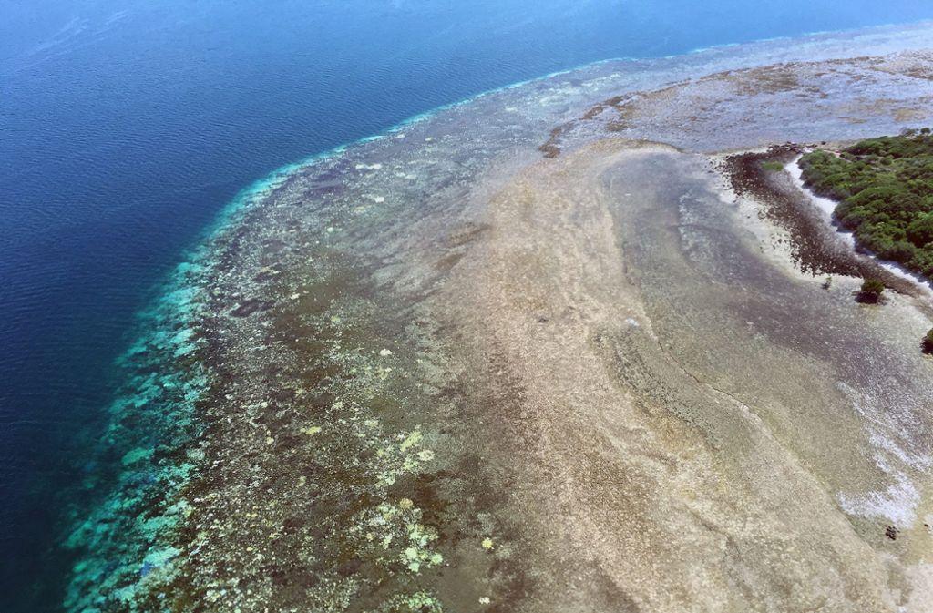 In Papua-Neuguinea hat die Erde gebebt. Foto: dpa